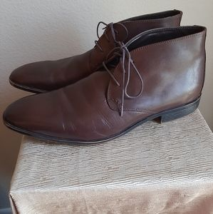 Saks Fifth Avenue mens size 13 dress boot